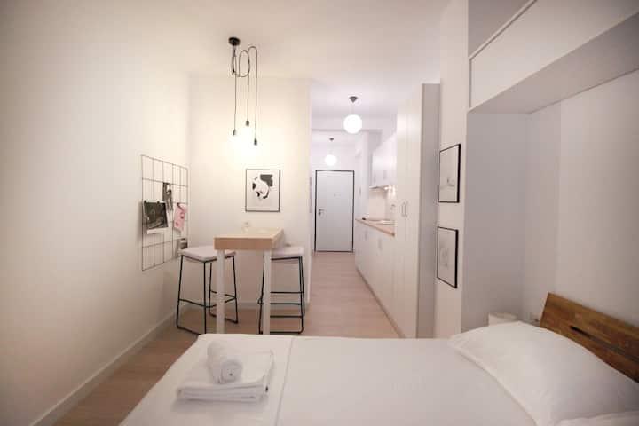 New Studio1 Apartment in Tirana Center