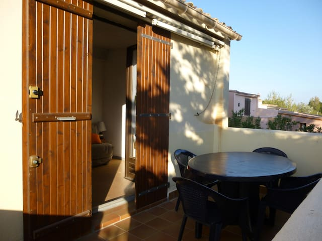 Location appartement Port-leucate sympathique - Leucate - Byt