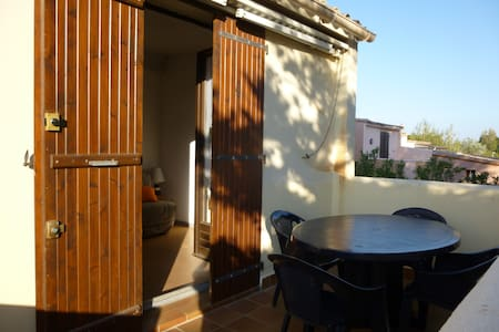 Location appartement Port-leucate sympathique - Leucate - Apartament