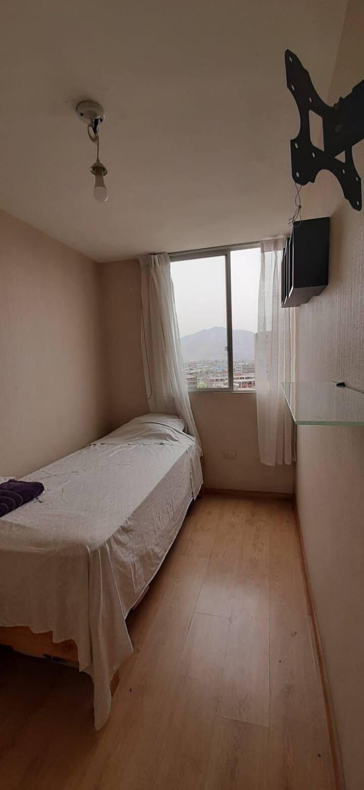 Habitación privada en el centro de Lima