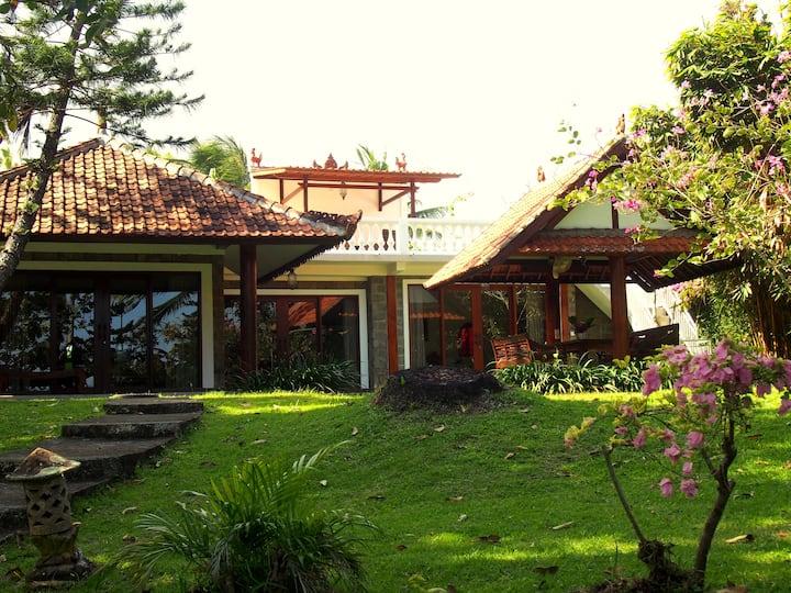 Two Bedroom Villa Garden View