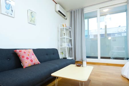 [Hongdae#1] Guest rating 5 of 5 !!! - Seoul - Apartment