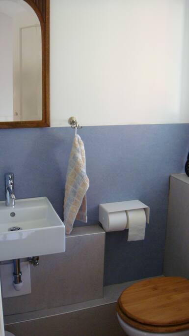 Zweites WC