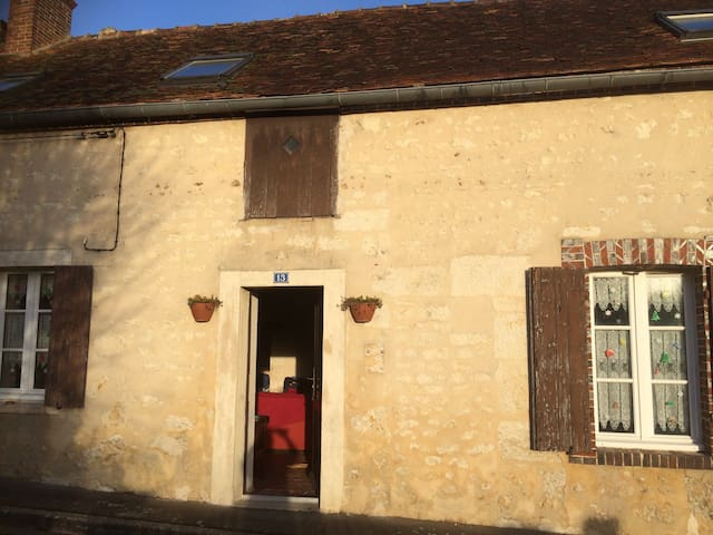 Charming old farm in the Perche - Frétigny