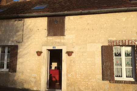 Charming old farm in the Perche - Frétigny - Casa