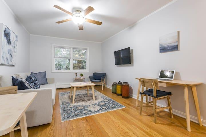 Simple&Suite 1 - Clean & Private Retreat, Pets OK