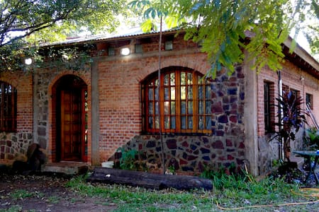 Misiones Jesuiticas .-  Full stay and transfer