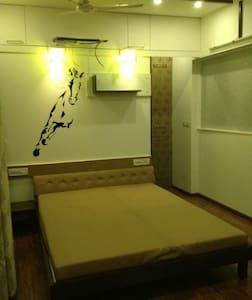 Luxury double room with AC