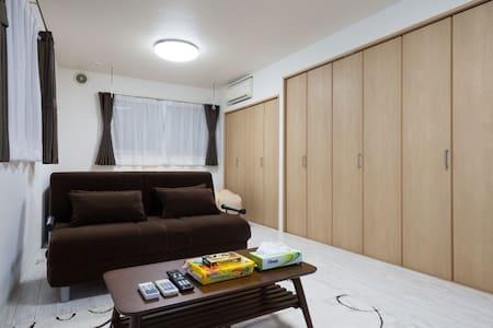 Private APT 5mins from JR Ebisu st! - Meguro - Apartment