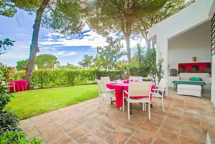 Charming villa in Marbella