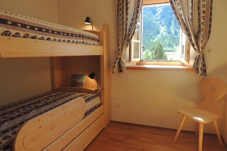 Romantic family holiday with kids - Madulain - Daire