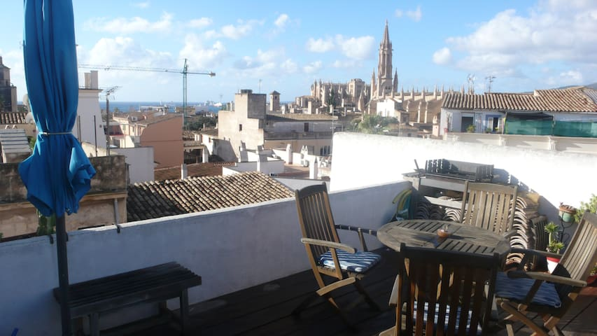Amazing flat in the heart of Palma - Palma de Mallorca - Flat