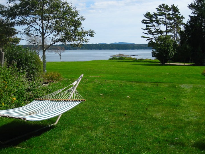 Long Days of Summer Blue Hill Water View!