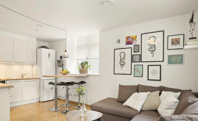 Lovely apartment in the heart of Bergen!