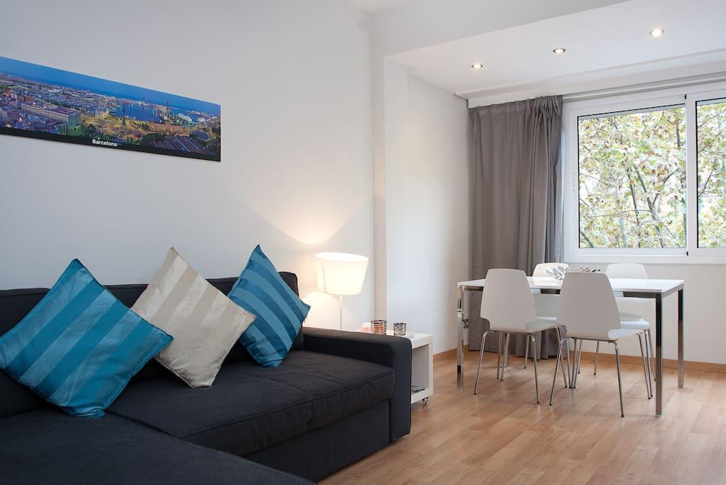 Cute Flat Near Las Ramblas And Port Apartments For Rent In Barcelona Catalunya Spain