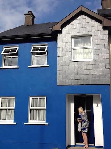 Charming house in Kinsale centre - Kinsale - Hus