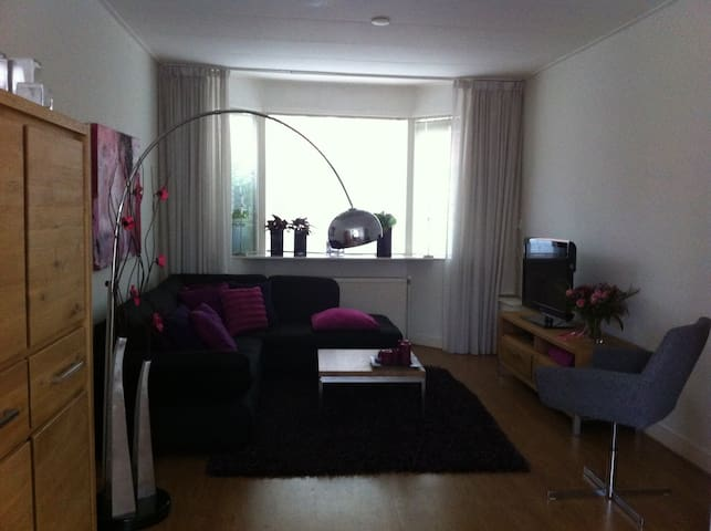 Cosy home near city centre, 4 bdrm - Leeuwarden - Haus