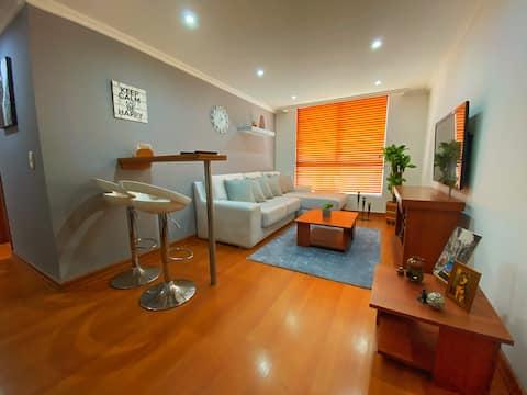 Acogedor apartamento al occidente de Bogotá