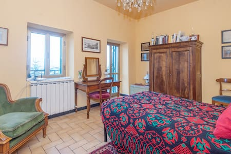 Room in medieval village nearby sea - La Spezia - Haus