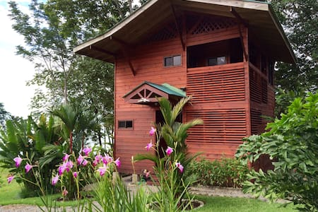Casa Tres Monos - Playa Ballena - Ballena - Cabin