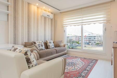 Уютная квартира у моря  - Konyaalti