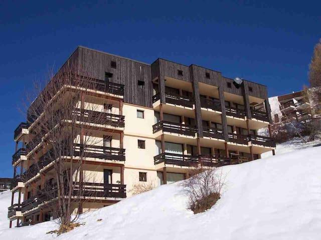 4 pers Peisey Vallandry (Arcs/Paradis ski)