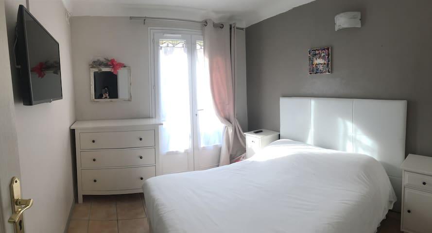 Petite maison atypique au centre de Cannes - カンヌ - 一軒家