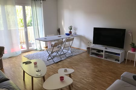 Very beautiful flat 10 minutes from airport - Collex-Bossy - Wohnung