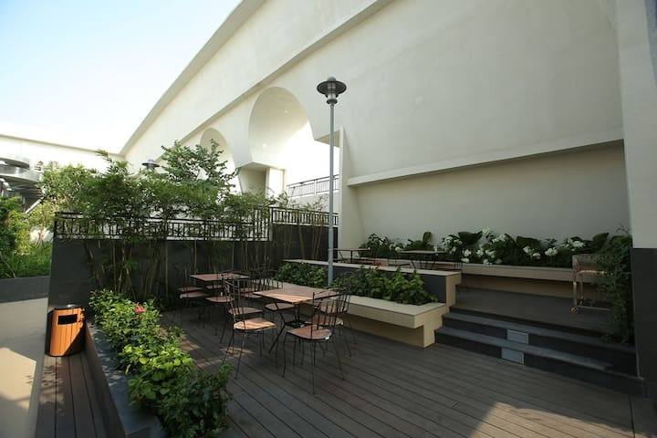 3BR ROOFTOP POOL VERY NICE - Ho Chi Minh City - Apartment