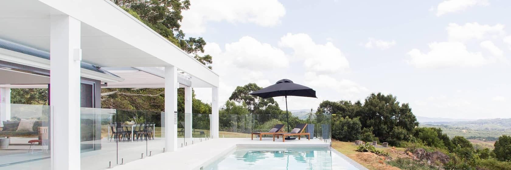 Luxury rentals in Byron Bay