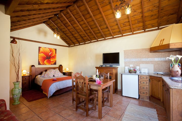 Casa el Mirlo, perfect for romantic