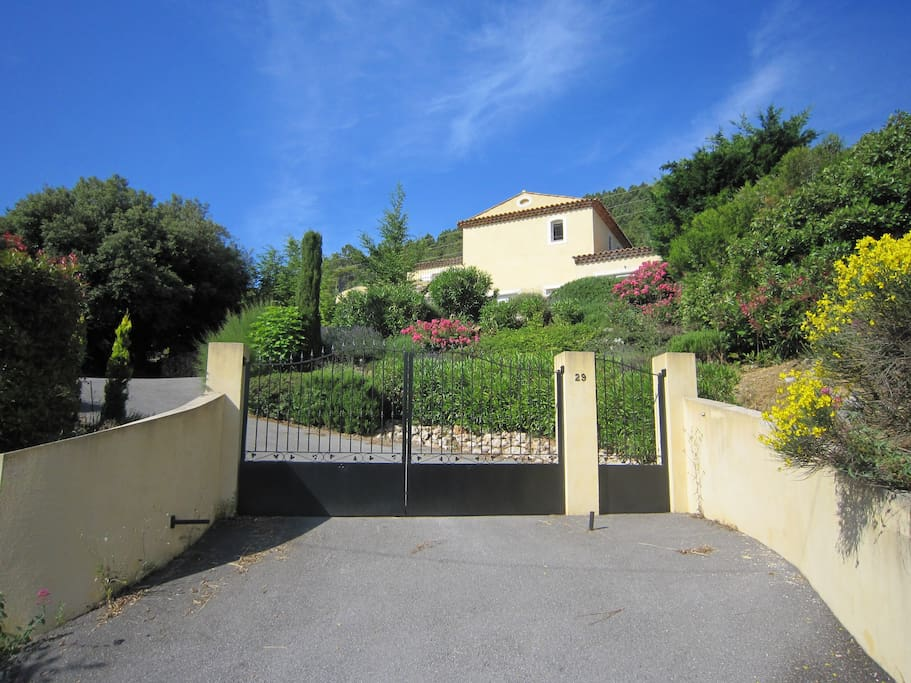 My house near nice houses for rent in carros provence Homes to rent in france with swimming pool
