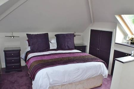 Cosy Private En Suite Bedroom - Allostock - Domek parterowy
