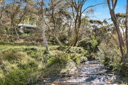Brookside Blue Mountains - Wentworth Falls - House