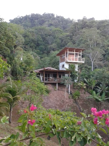 The Tower @ Finca Perla Ballena #23 - Ballena - Bed & Breakfast