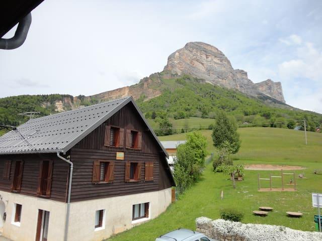 Studio à la montagne - Saint-Pancrasse - Departamento