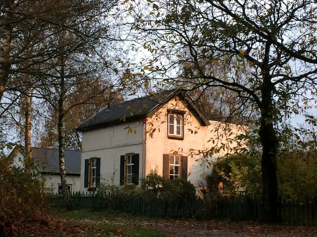 Wachtpost 29, kamer in de natuur - Volkel - Bed & Breakfast