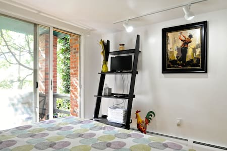 Charming Historical 2 -  Studio with Balcony - ฟิลาเดลเฟีย