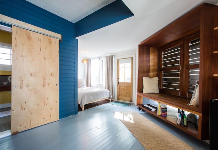 Private Garden Room Suite - Excellent location! - La Nouvelle-Orléans - Maison