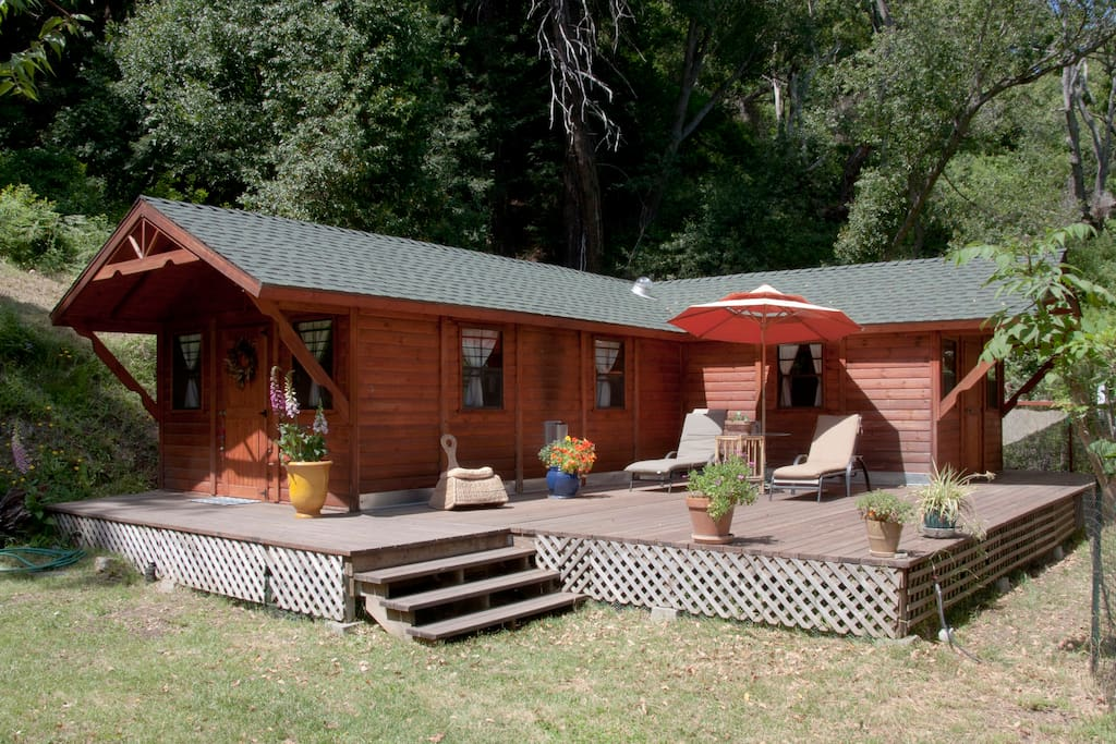 boutique homesbig garden california cabins home images exoticbazaar on best vacation of architectural rent enchantment big funky rentals sur gems house for pinterest