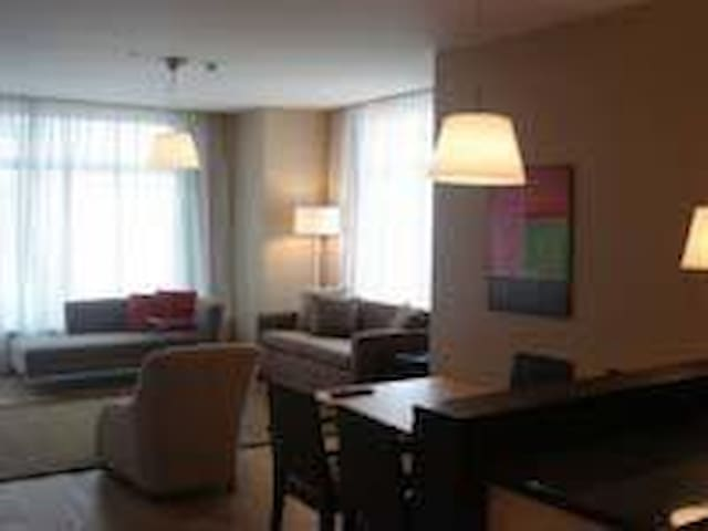 Astoria Towers Apartments With Central Location - İstanbul - Daire