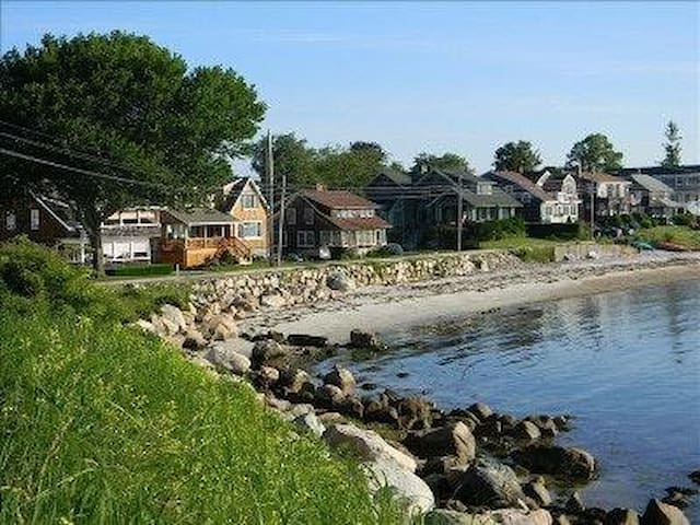 Beachfront cottage - Summer 2020!