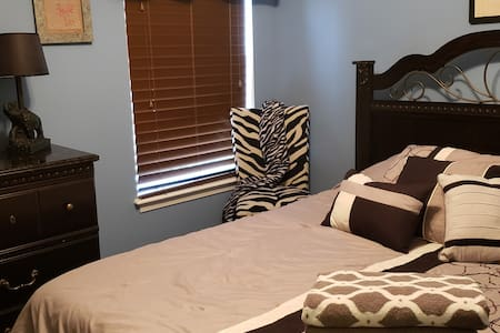 The Condra House Queen Size Bedroom Room 202