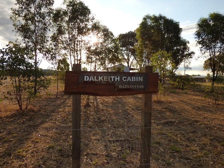 BARNAWARTHA ACCOMMODATION - DALKEITH CABIN
