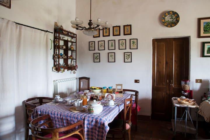 Agriturismo Santa Maria camera Le Regge