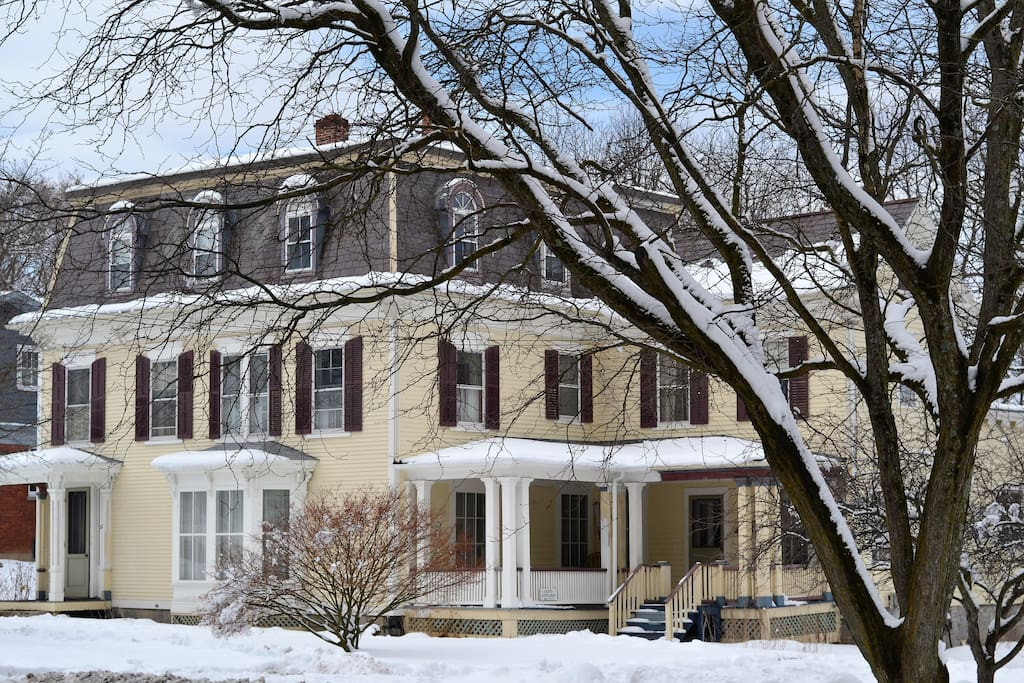 Emerson House Vergennes