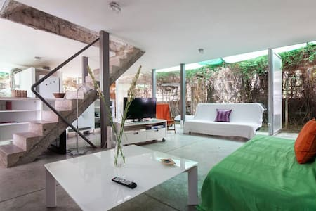 Habitación Mónsul //WiFi//Piscina en Casa Cristal