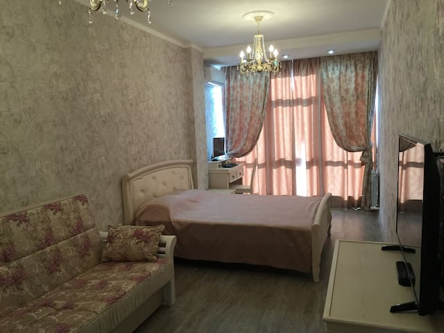 Квартира с видом на море - Gelendzhik
