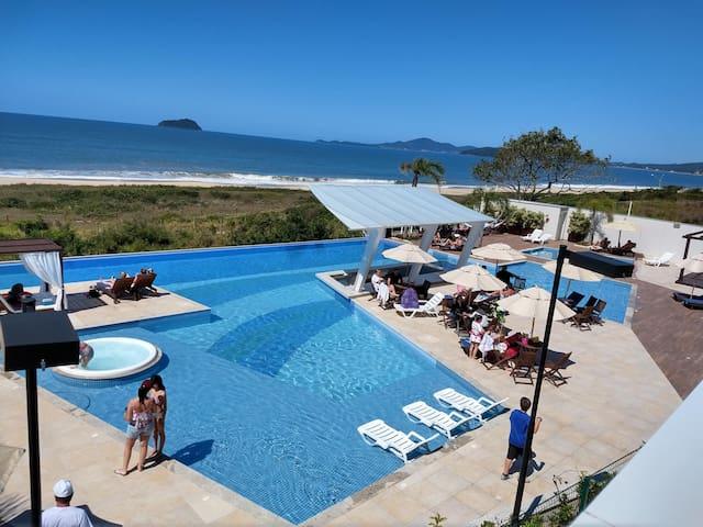 Conforto à Beira Mar, Férias, Beto Carrero - 3qrts