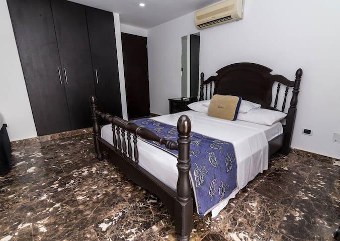 HOTEL PALMA BLANCA RODADERO - HAB PARA 2